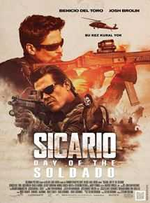 Sicario Day of the Soldado 2018 Türkçe indir