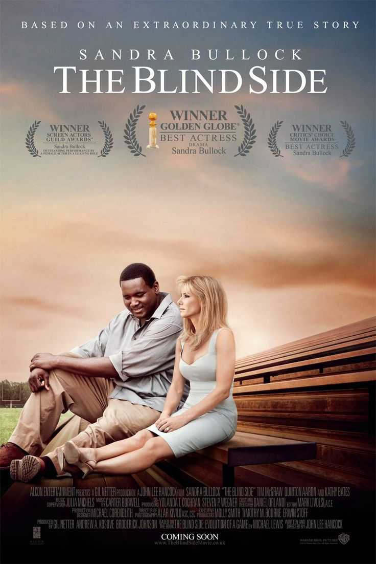 The Blind Side 2009 720p Türkçe indir