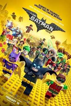 The Lego Batman Movie 2017 1080p Türkçe indir
