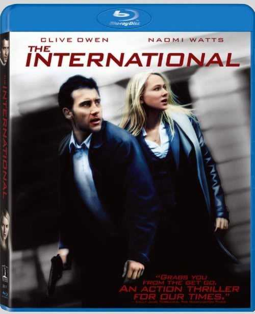 Uluslararası The International 2009 1080p full indir