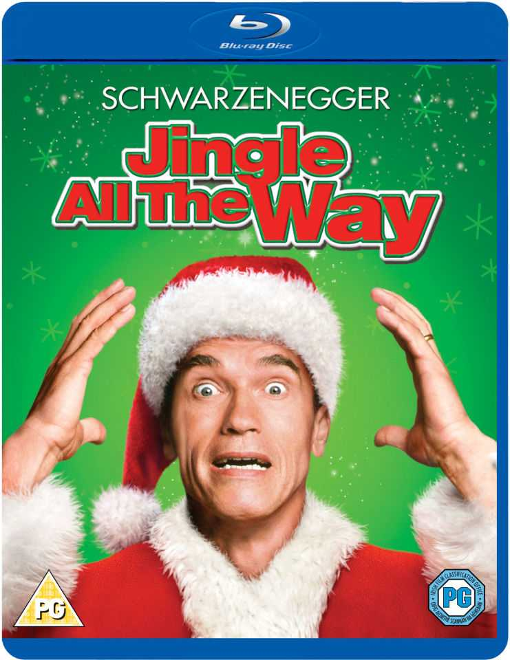 Babam Söz Verdi – Jingle All The Way 1996 720p full indir