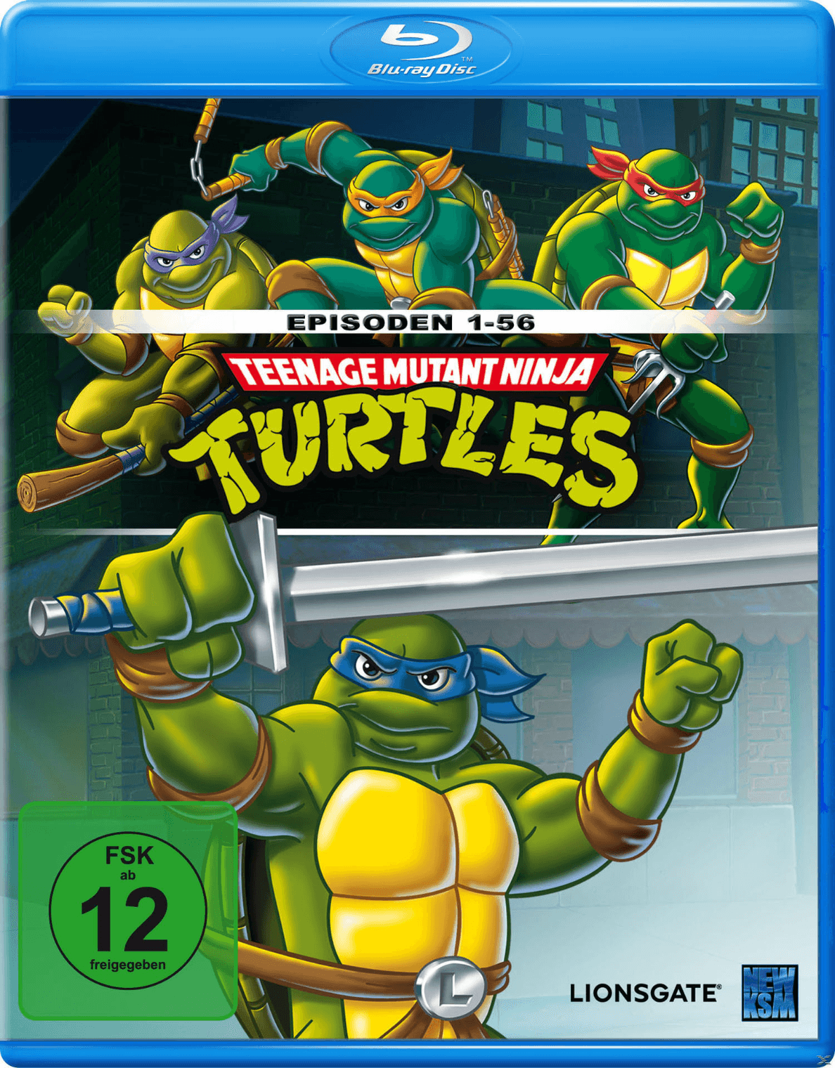 Batman Vs. Teenage Mutant Ninja Turtles 2019 1080p Türkçe indir