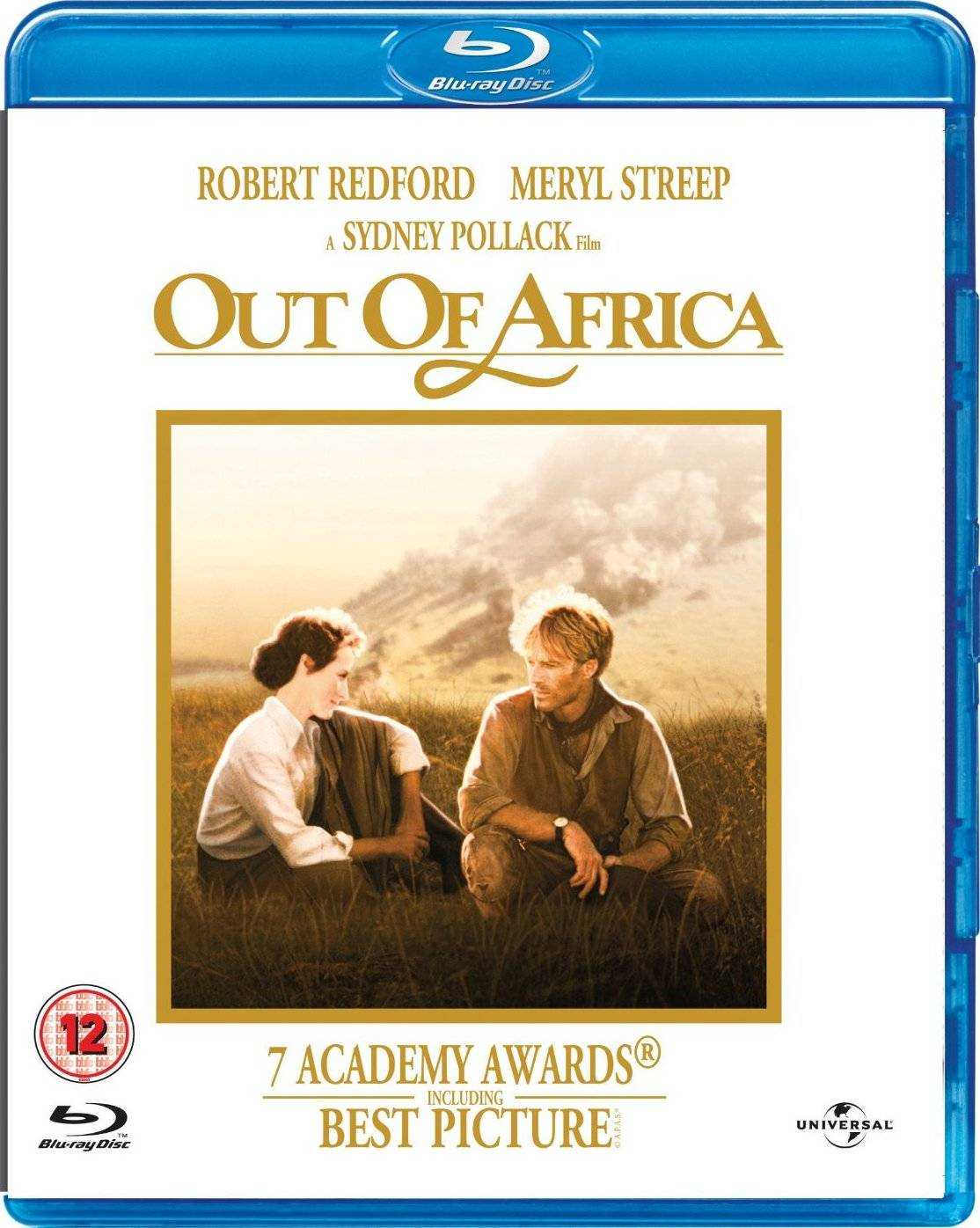 Benim Afrikam Out Of Africa 1985 1080p full indir