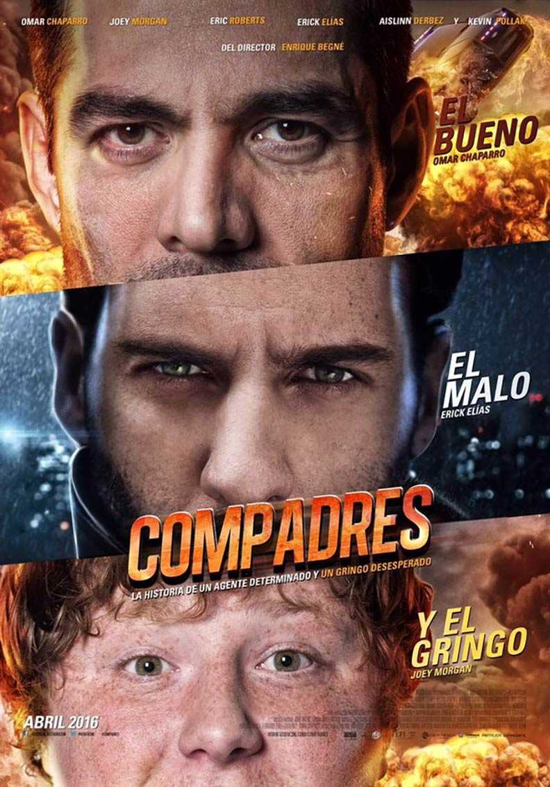 Compadres Compadres 2016 1080p full indir