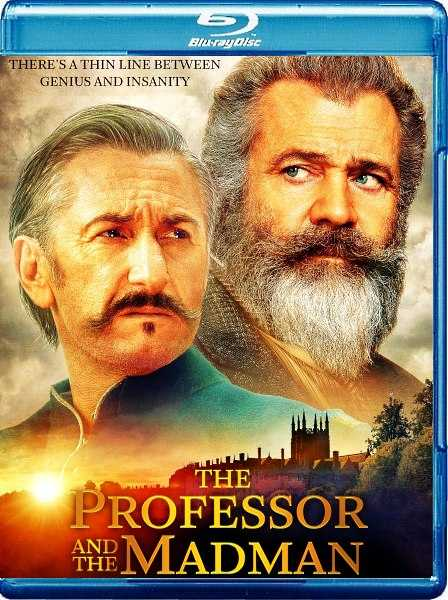 Deli ve Dahi The Professor and the Madman 2019 1080p full indir