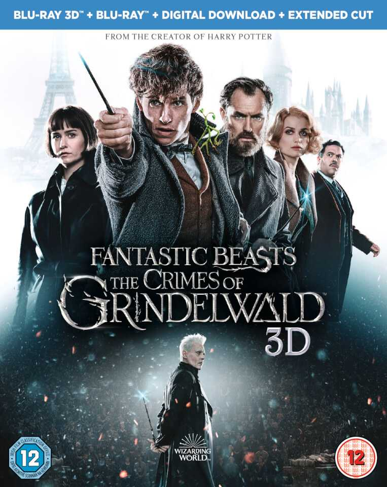 Fantastic Beasts: The Crimes of Grindelwald 2018 1080p 3D H-SBS Türkçe indir