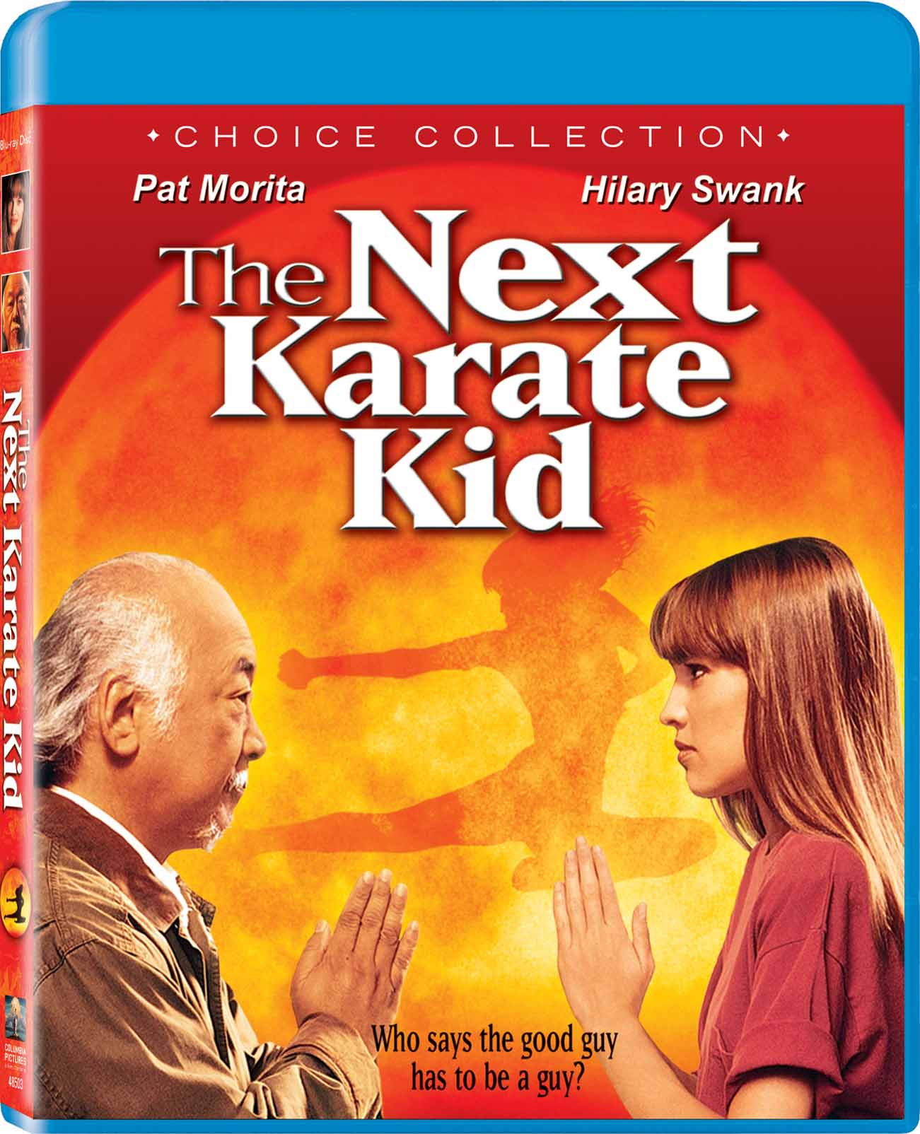 Karateci Kız The Next Karate Kid 1994 1080p full indir