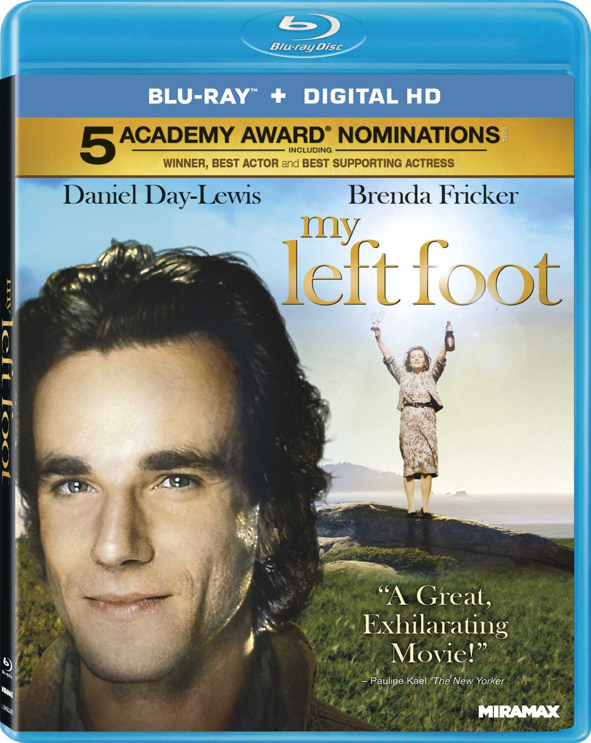 My Left Foot: The Story of Christy Brown 1989 720p Türkçe Dublaj indir