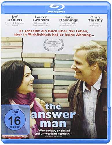 The Answer Man 2009 Kota Dostu Türkçe indir