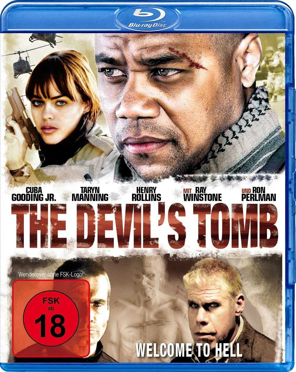 The Devil's Tomb 2009 HD Kalite full indir