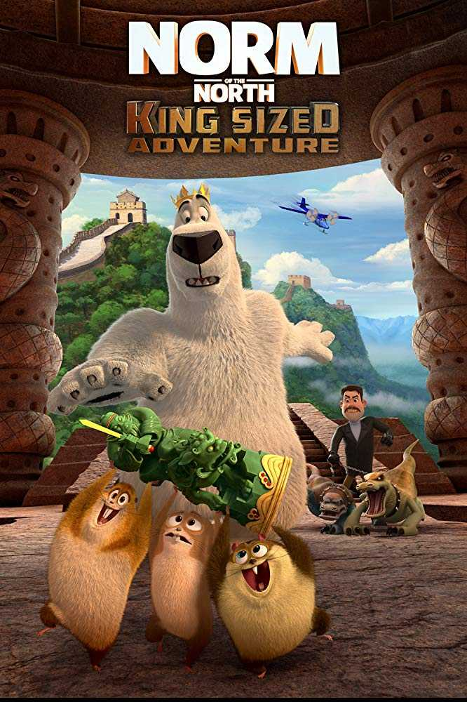 Norm of the North: King Sized Adventure 2019 1080p full indir